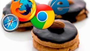 Internet browser cookies