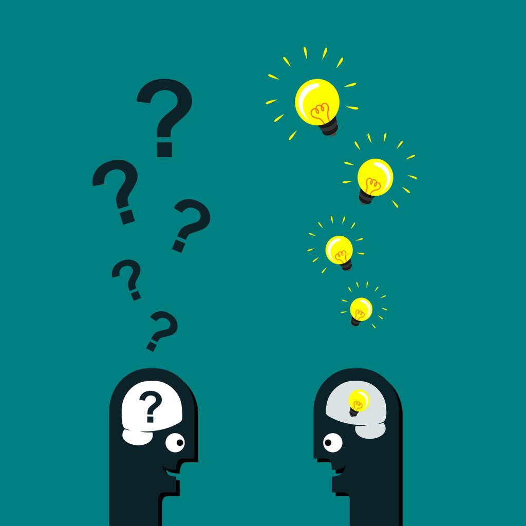 Domande, riflessioni e dialoghi per consentire l'approvazione dei diritti tra utenti