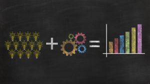 Dati aziendali in crescita
