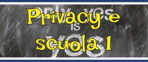 Obbligo delle scuole per trattamento dati personali