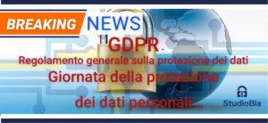 giornata internazionale protezione dati personali