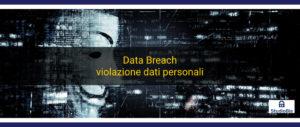 Violazione dati personali