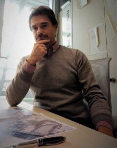 Luigi Pistrini autore articoli Guerra dei Mondi per Studiobia