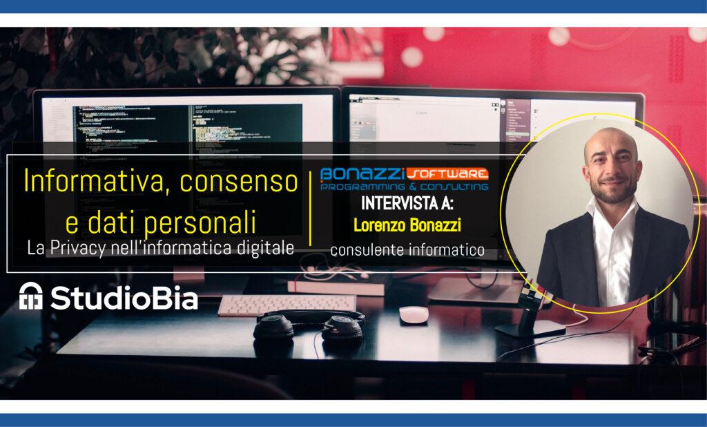 Consulente informatico e consulenza Privacy