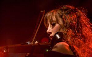 Musicista: violinista