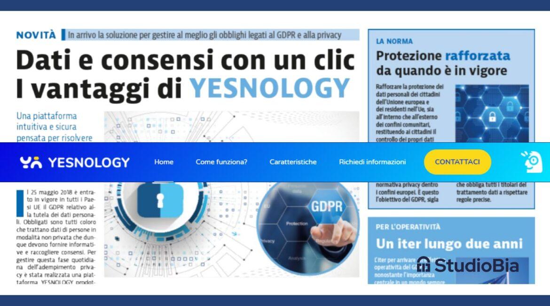 Archivia, gestisci e organizza i dati della Privacy