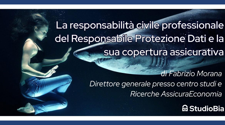 Responsabilità civile protezione dati