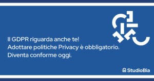 StudioBia Data Protection Officer Italia