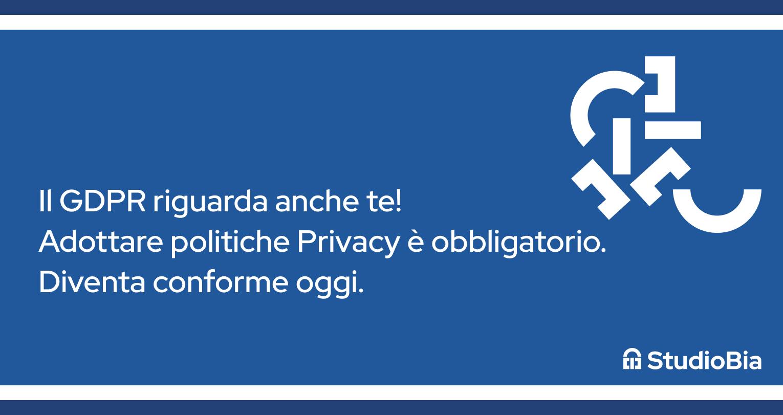 StudioBia Data Protection Officer Italia