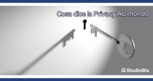 Privacy nel mondo
