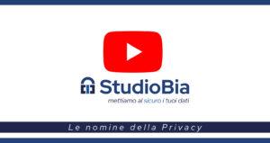 Le nomine della Privacy