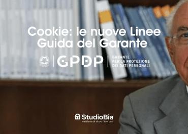 Cookie: le nuove Linee Guida del Garante